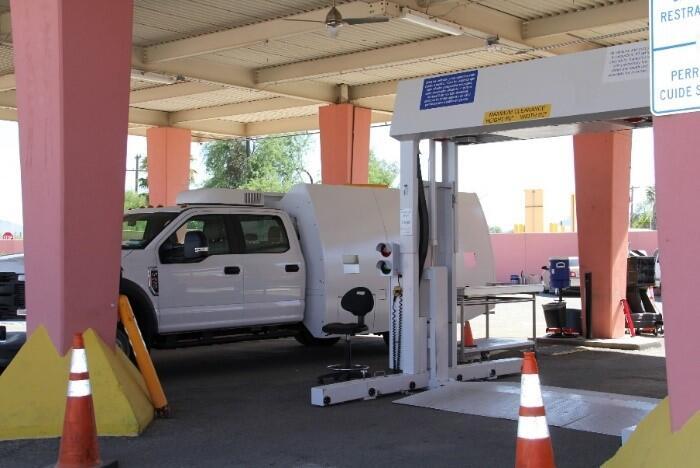 Border Patrol 'Mobile Scanning Equipment' Showing Success Against Drug Interdictions