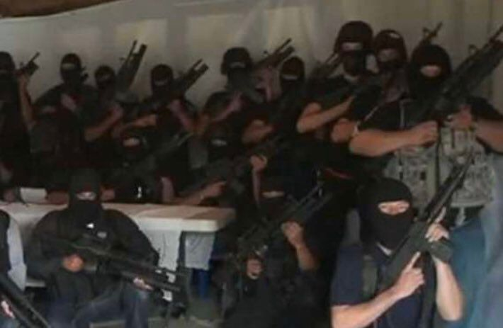 Los Zetas: criminal paramilitarism and the complicity of the state