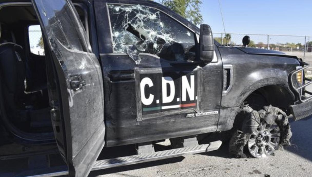 The Battle for Nuevo Laredo