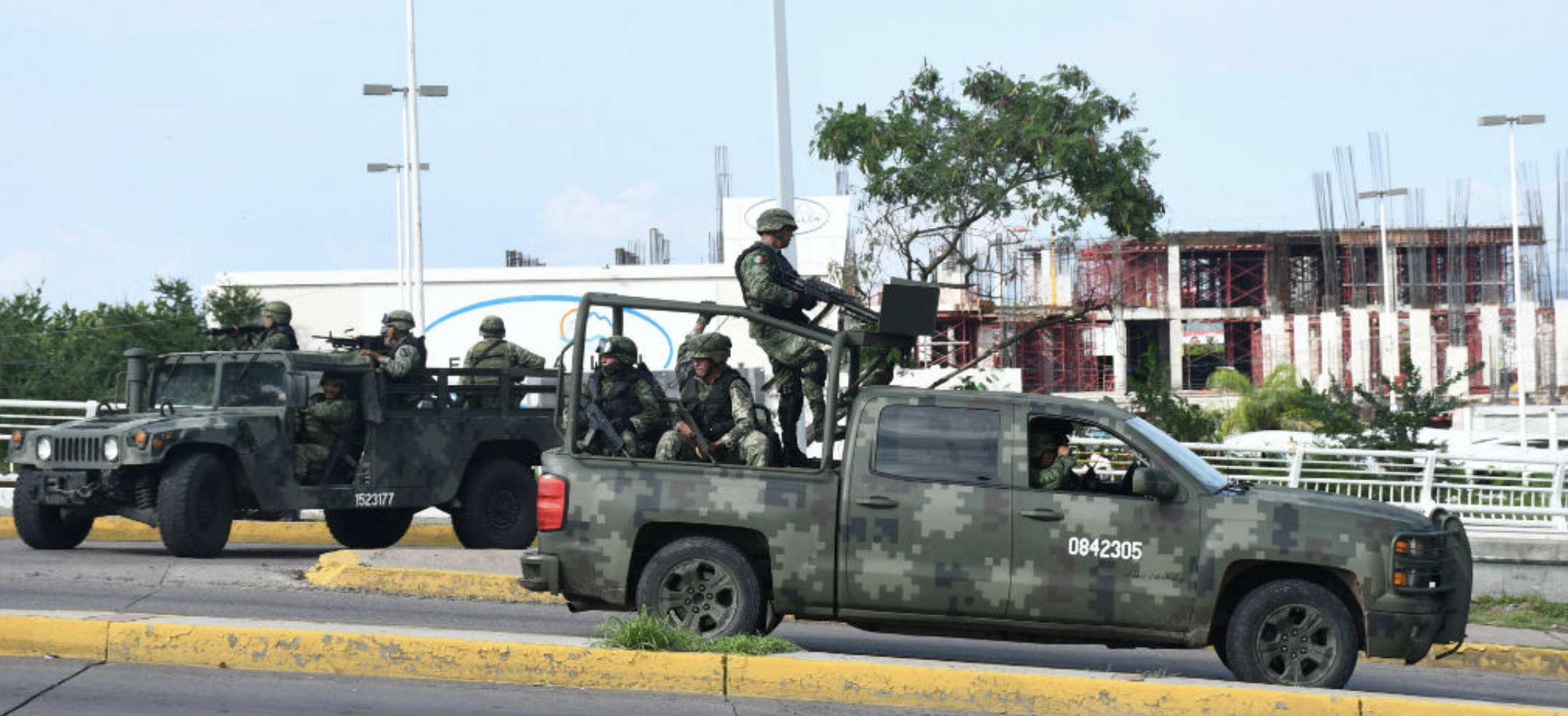 The Battle for Nuevo Laredo part II