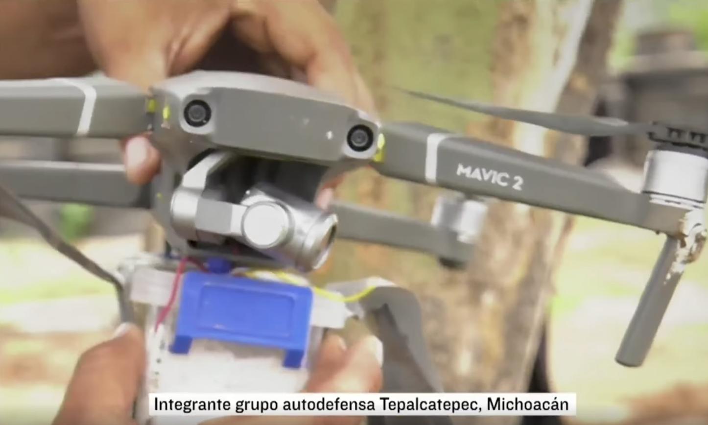 Terrorist Narco-Sicarios Assassinating Rivals w/ DRONES!!! (Graphic) [4K]