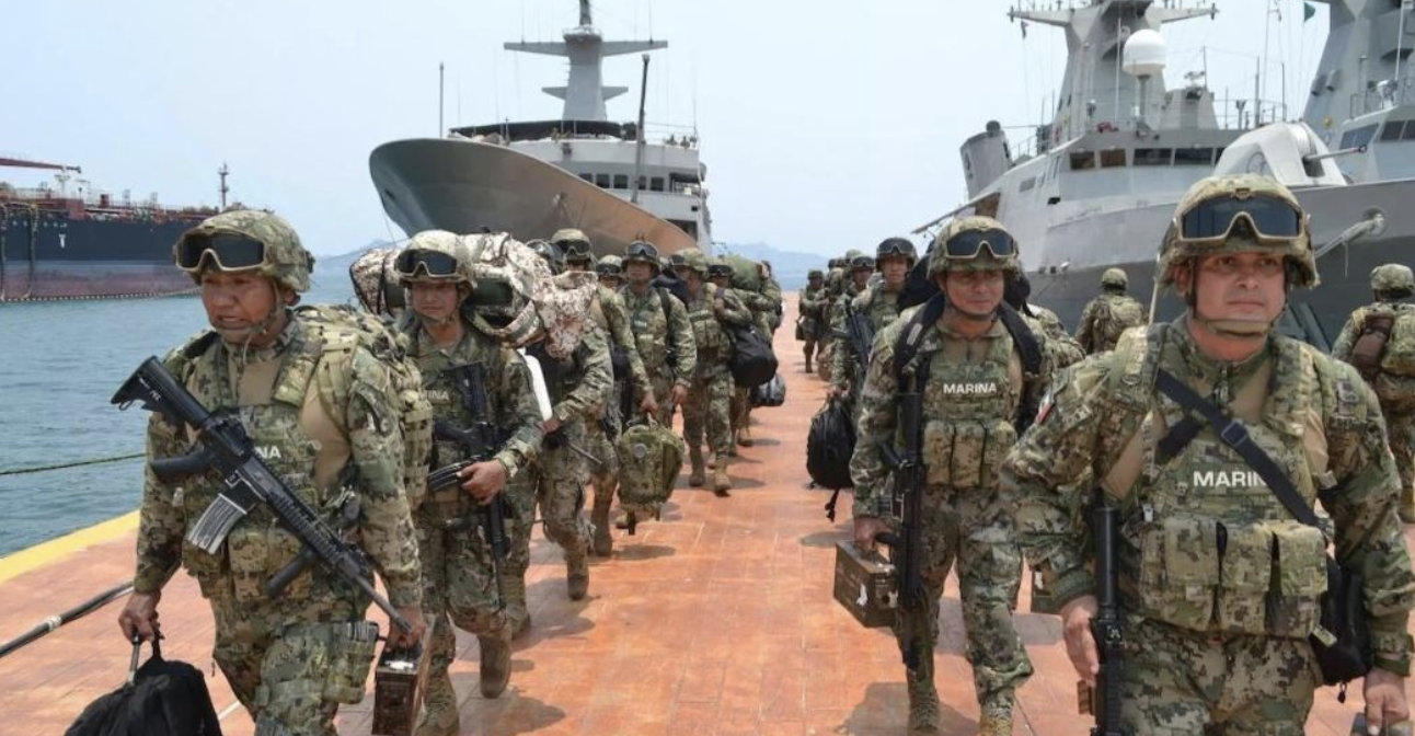 Apparent formal complaint from a Naval officer in Acapulco (April 13, 2019)