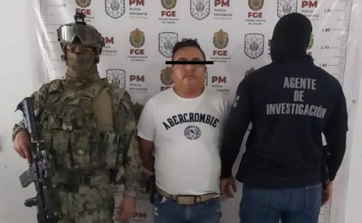 Crime boss associated with CSRL arrested in Veracruz