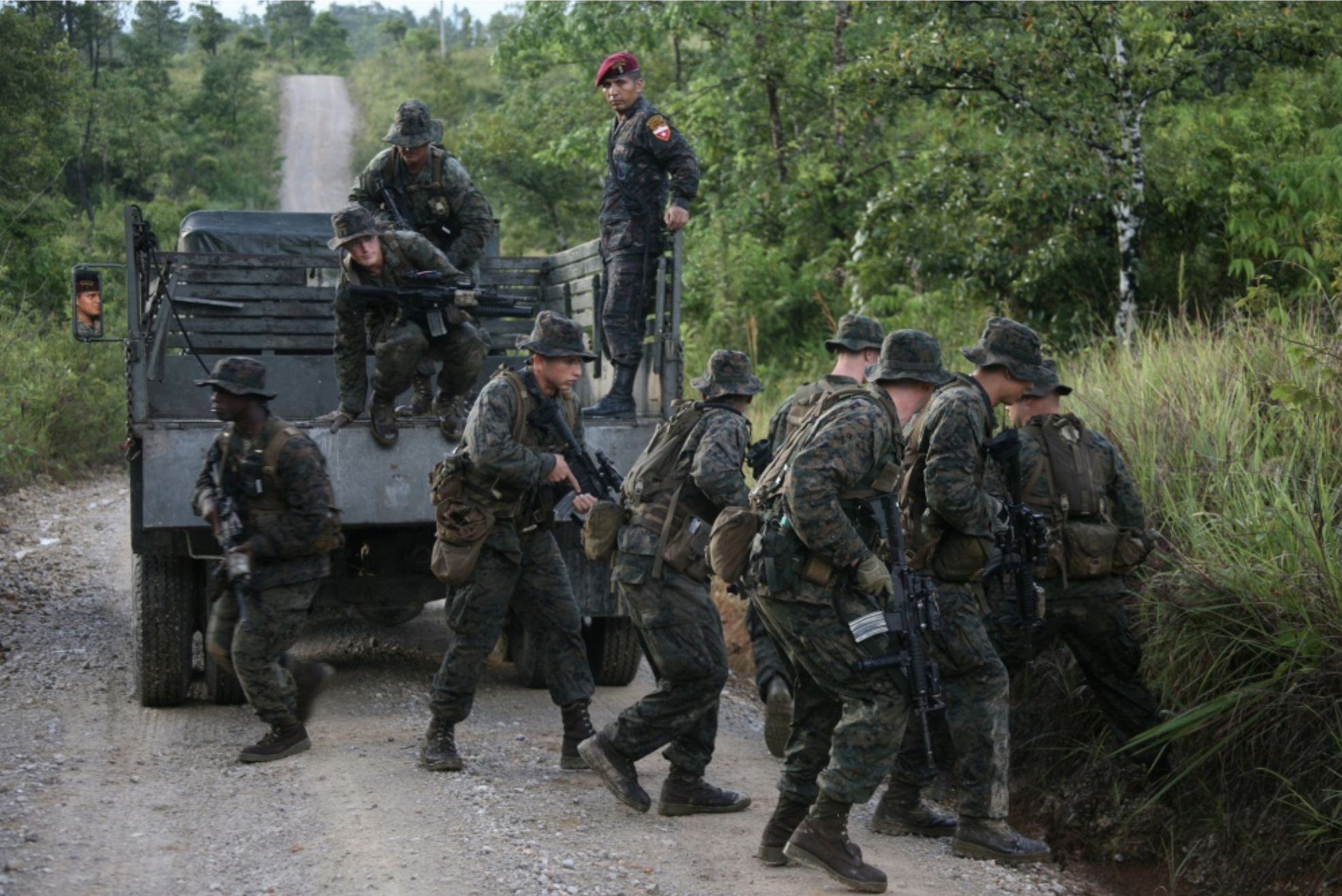 Past Sins: Unconventional Warfare in Mexico