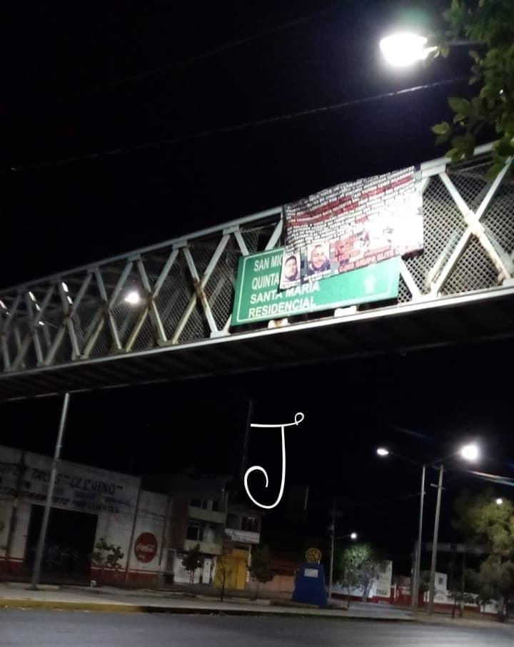 Presunta cuenta de Facebook operada por CJNG en Guanajuato