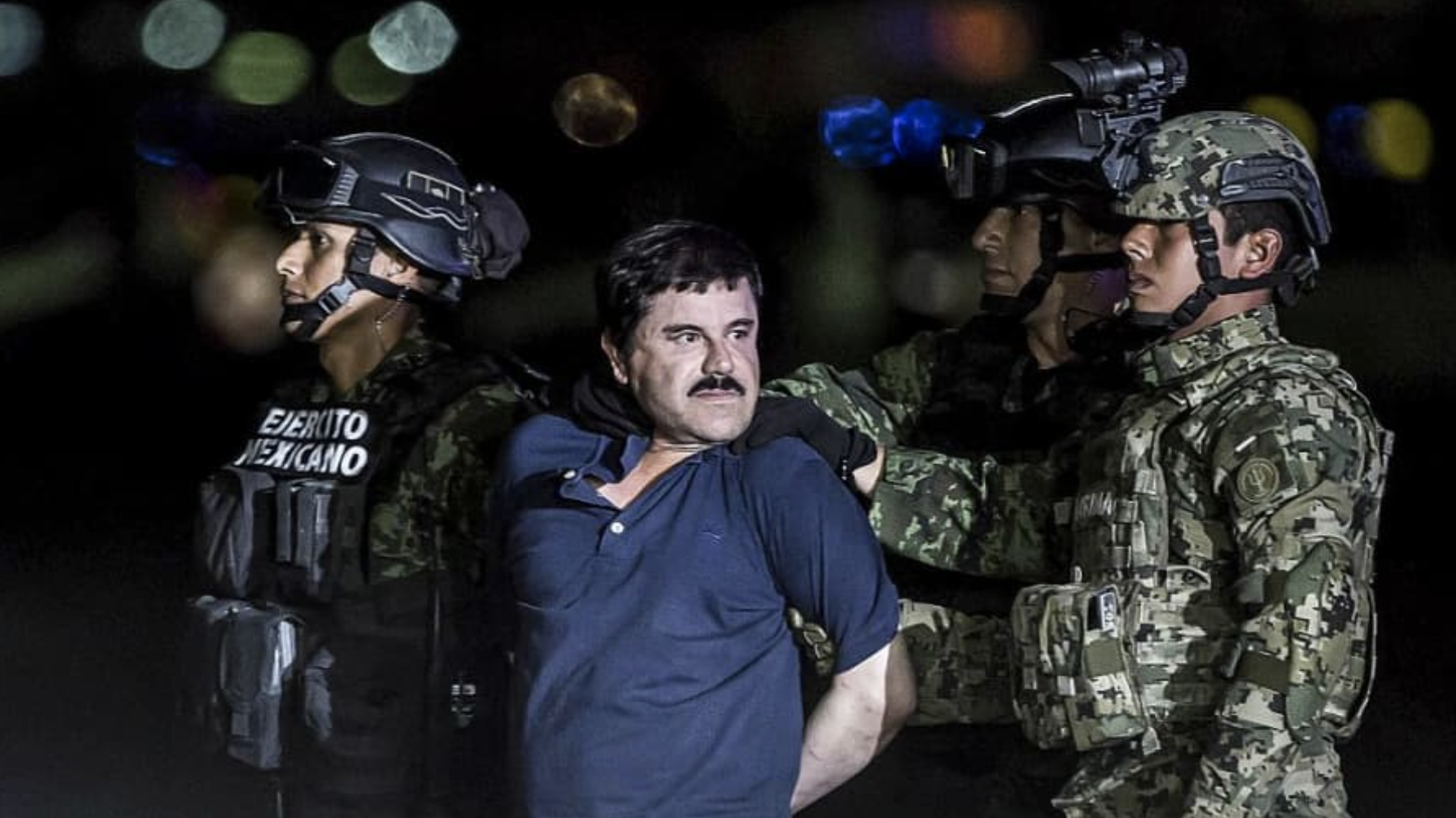 El Chapo and the army (Translation)