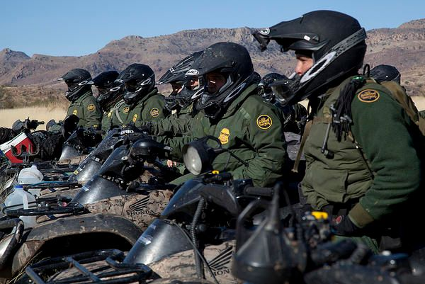 Border Patrol more dangerous to the public than the public is to Border Patrol