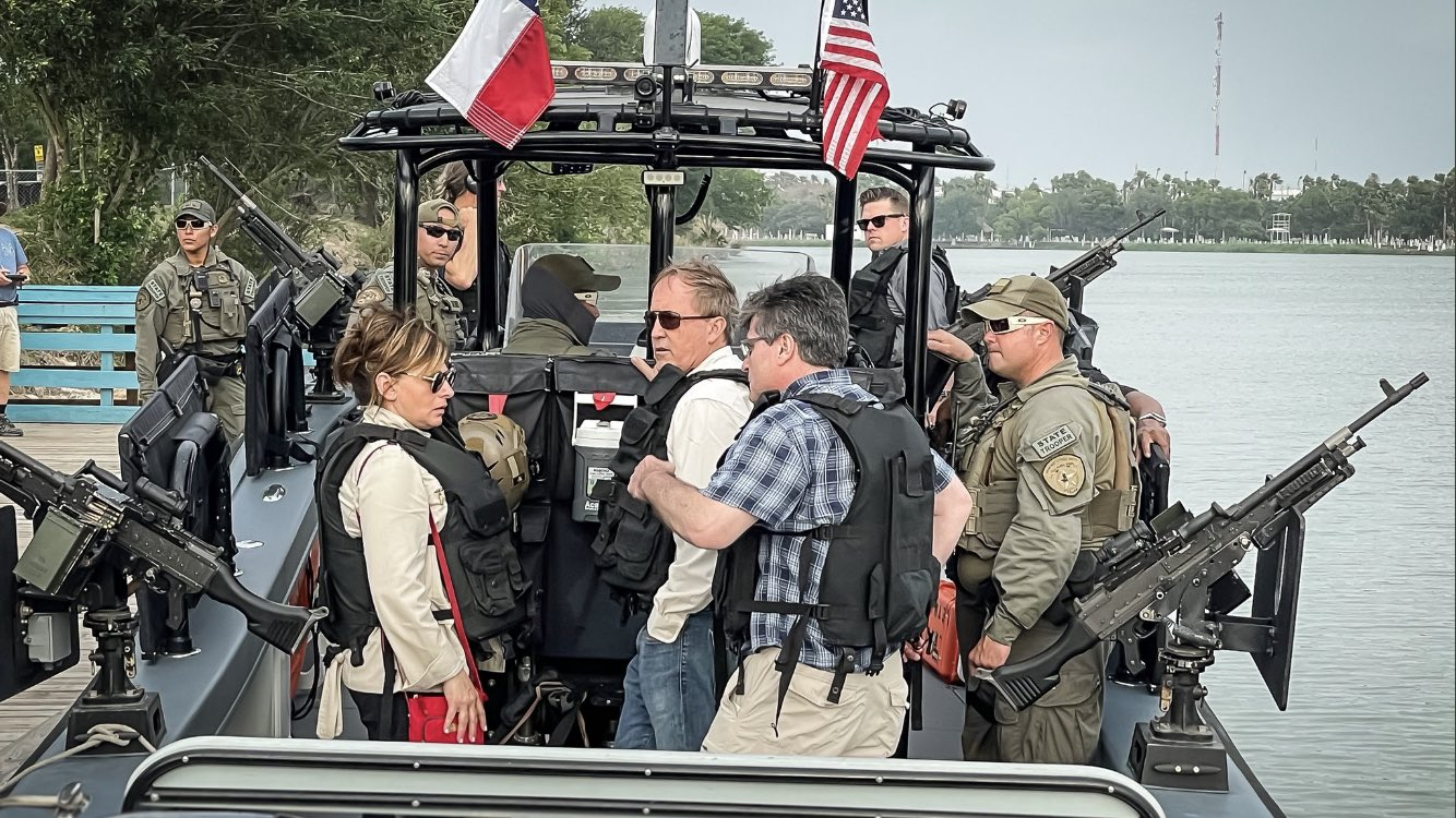 The Texas Border Militia