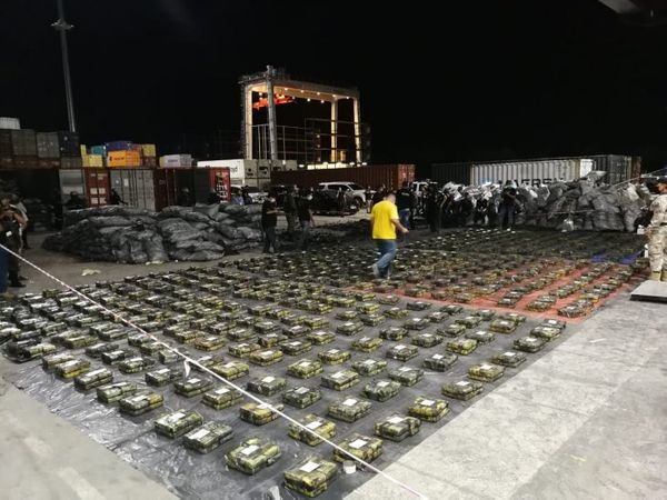 Paraguay Discovers 2,327 Kilos Of Cocaine in Country's Largest Seizure Ever